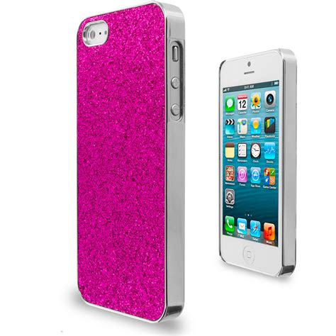 Araree Hue For Iphone 5 5s Pink pink glitter bling sparkly ultra thin for iphone 5 5s 5th stylus ebay