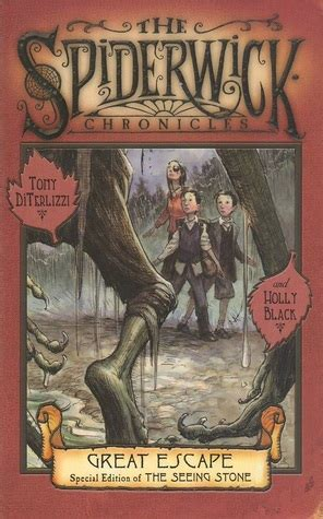 year one chronicles of the one book 1 books great escape the spiderwick chronicles 2 part iii by