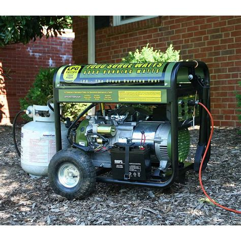 the best propane gas generator reviews my set