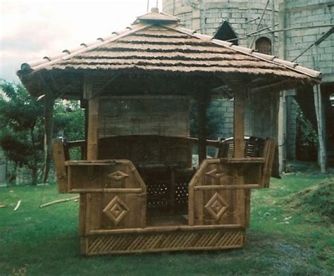 gazebo bamboo bamboo gazebo with cogon roof ideal for a tea ceremony