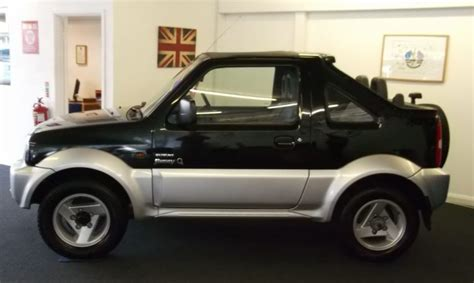 suzuki jimny jimmy  soft top awd convertible cabriolet wd jeep luxury sports prestige