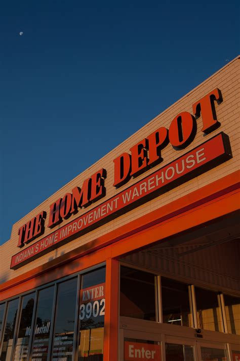 the home depot in indianapolis in 317 293 4
