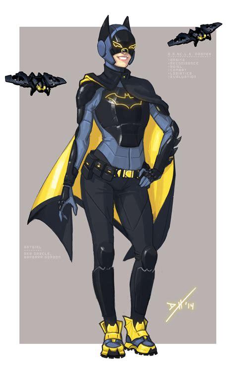 project rooftop batgirl begins again runner ups