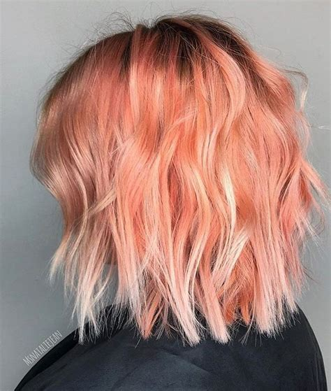 orange hair color best 25 pastel orange hair ideas on colored
