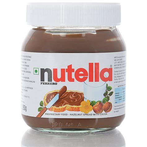 Nutella Hazelnut Spread 200 Gr nutella 825 gram
