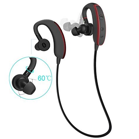 Headset Bluetooth Sport Earhook With Microphone 1 best bluetooth headphones for running reviews victec