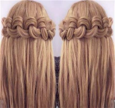 easy big braids easy big loop braids hairstyle tutorial cool hairstyles