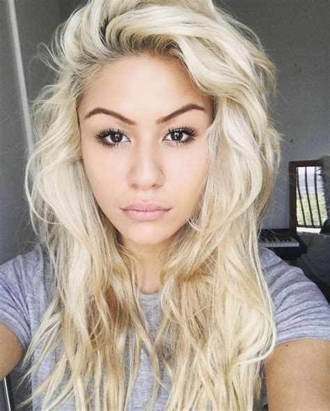 bleach spiked blond hair and hes a singer 11 best nadine leopold images on pinterest beautiful