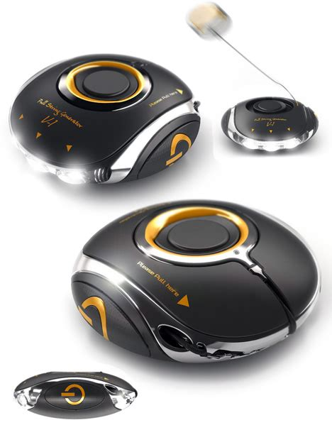 Play Around With The Yoyo Concept Phone by Creative And Cool Yoyo Inspired Gadgets And Designs