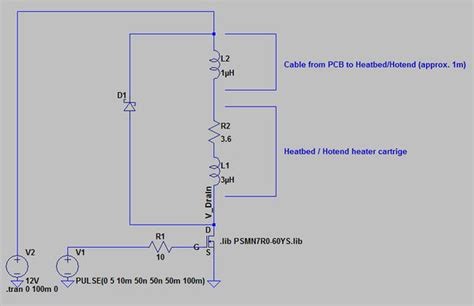 diode cl explanation freewheeling diode simulation 28 images scr circuit with a free wheeling diode free