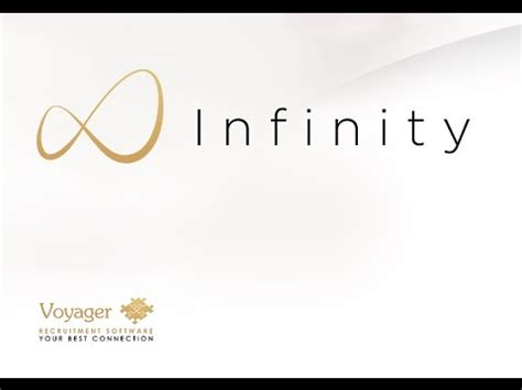 Voyager Infinity Voyager Infinity Your Best Connection