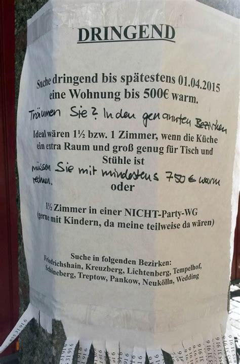wohnung gesucht anzeige traum wohnung notes of berlin