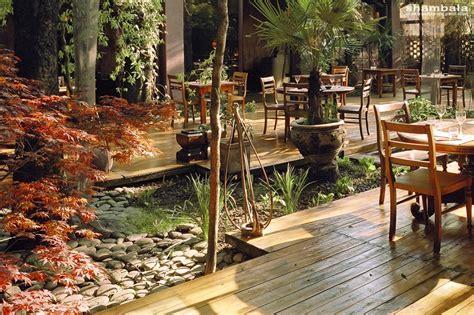 ristoranti con giardino i 50 migliori ristoranti con giardino all aperto di