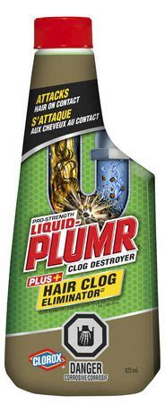 Liquid Plumr Hair Clog Eliminator   Walmart.ca