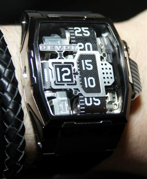 Jam Tangan Audemars Piguet Royal Oak Offshore Concept D010ca05 baselworld best timepieces to in 2012 ablogtowatch