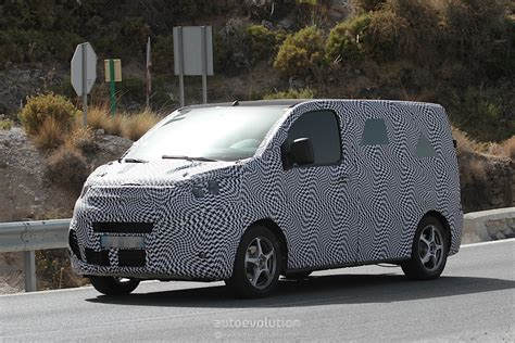 peugeot new cars 2016 2016 citroen jumpy peugeot expert spied autoevolution