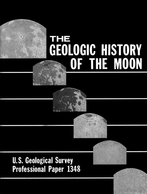 Geologic History of the Moon