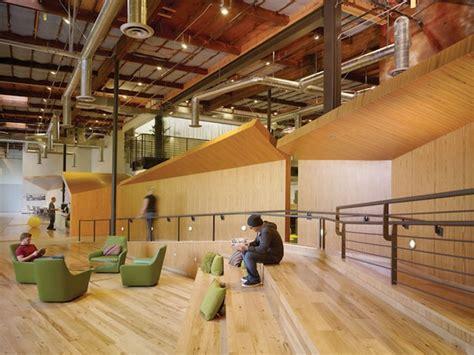 office  google venice california  sleek interiors