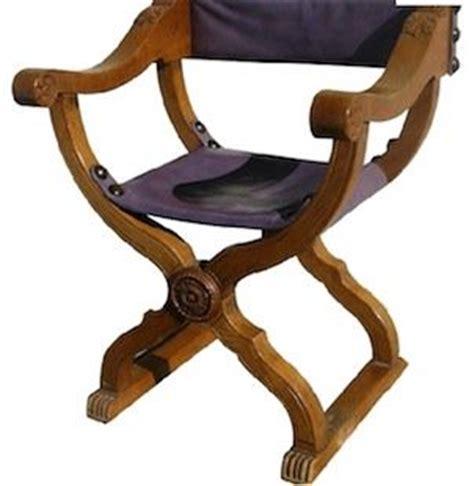 savonarola chair walnut from blacktulip on ruby