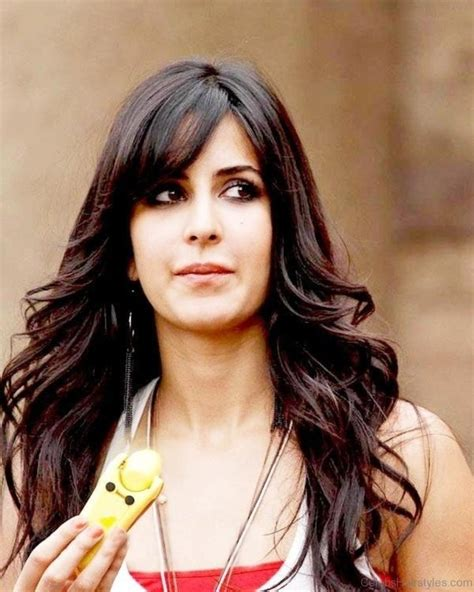 Front Hairstyle Of Katrina In Mere Brother Ki Dulhan | 51 best hairstyles of katrina kaif