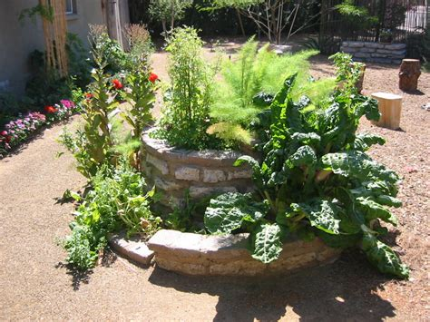 how to build an herb garden how to build an herb spiral