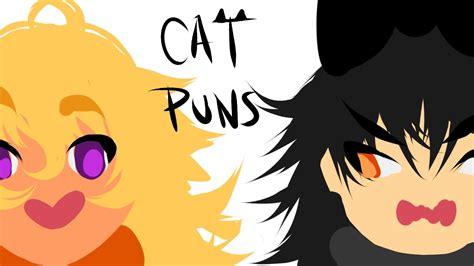 cat puns rwby comic youtube