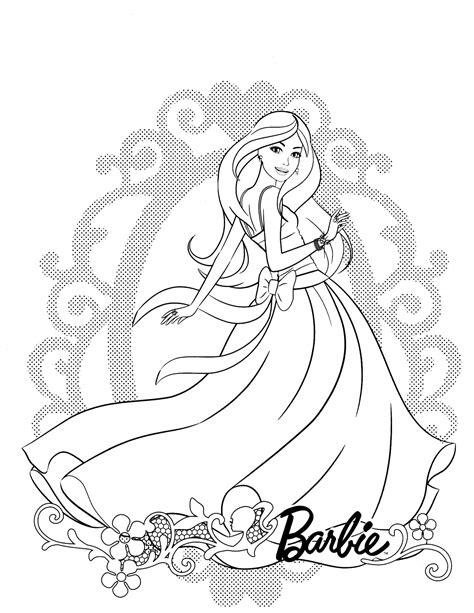barbie beach coloring pages barbie 65 coloringcolor com