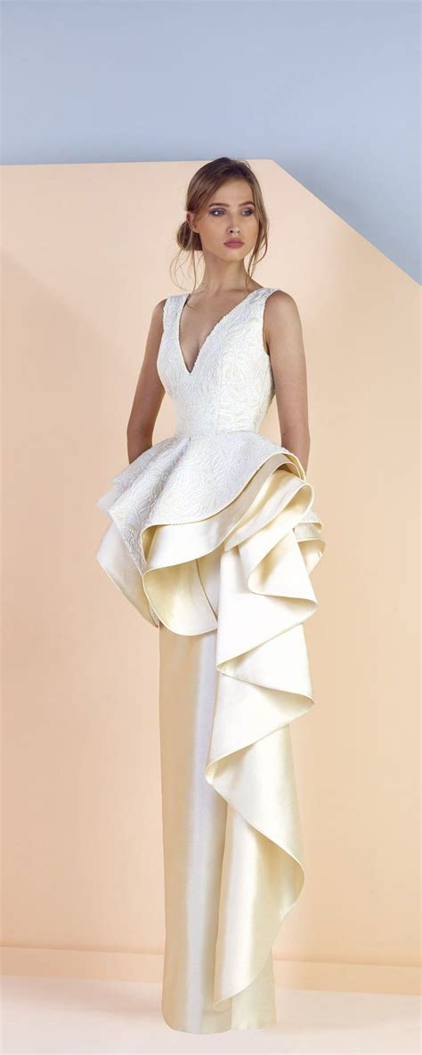 Atd Cahyanur Dress divina by edward arsouni printemps 233 t 233 2017 pr 234 t 224
