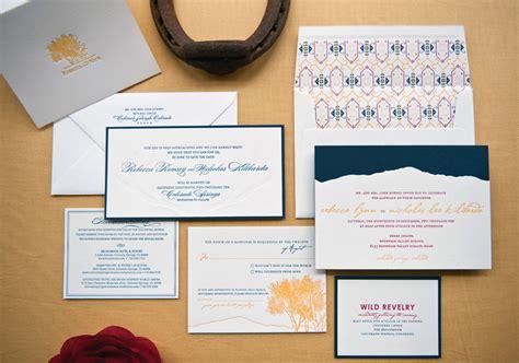 blue mountain wedding invitations nick s rocky mountain colorado wedding invitations