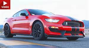 ford s effing fast mustang shelby gt350 puts sports cars