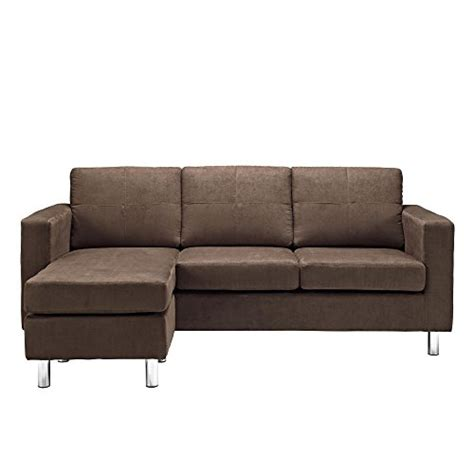 dorel living small spaces configurable sectional sofa