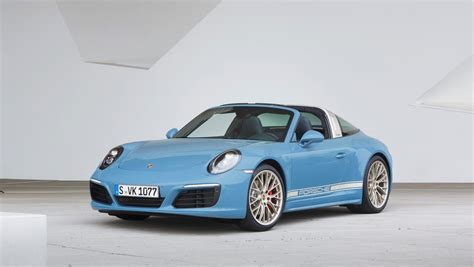 Porsche 911 Targa 4s by New Porsche 911 Targa 4s Exclusive Design Edition
