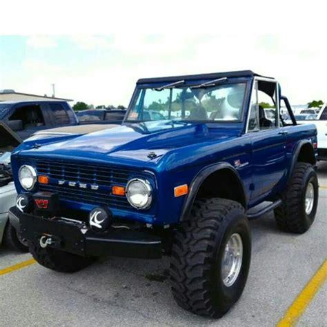 blue bronco car blue bronco i like broncos ford bronco
