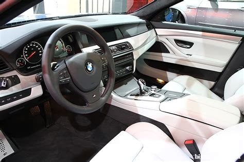 White Bmw With Interior by Bmw M5 F10 Interior White Leather Bmw Post