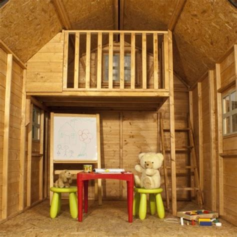 buy barn storey playhouse 7x7 walt 02play0707 v2