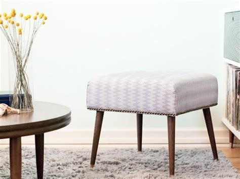 how to make an ottoman from scratch how to make an ottoman from scratch awesome diys to try