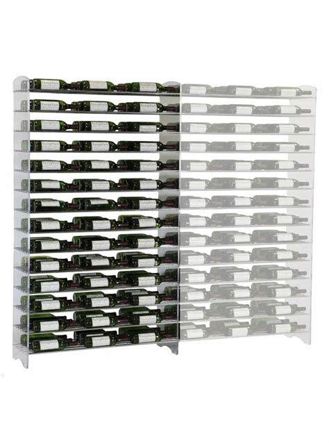 clear acrylic wine racks plastic wine glass holder