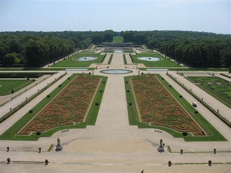 giardini francesi giardino alla francese