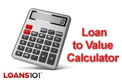 loan to value calculator