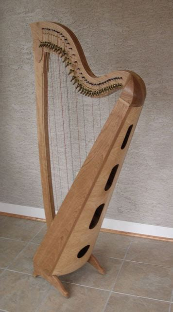 harp woodworking blog  plans