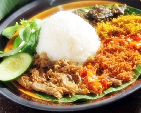 blogger kuliner indonesia kuliner indonesia resep masakan nasi krawu gresik blog
