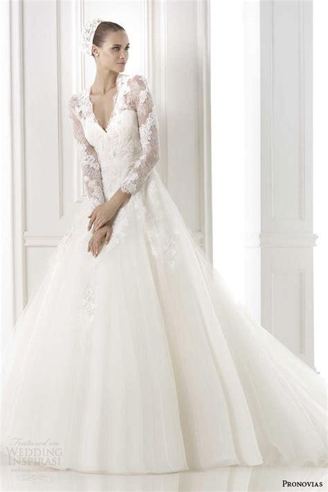pronovias 2015 pre collection wedding dresses glamour