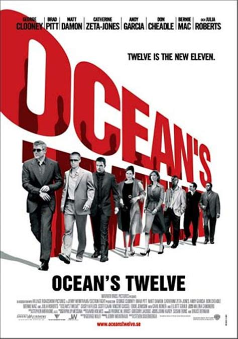 oceans twelve ocean s twelve soundtrack details soundtrackcollector com