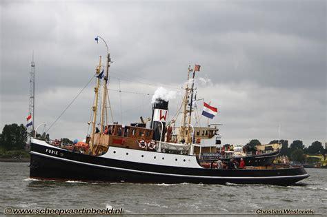 sleepboot ijsvogel stoom stichting nederland evenementen en ritten