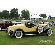 1932 Duesenberg Model SJ Murphy Boattail Speedster