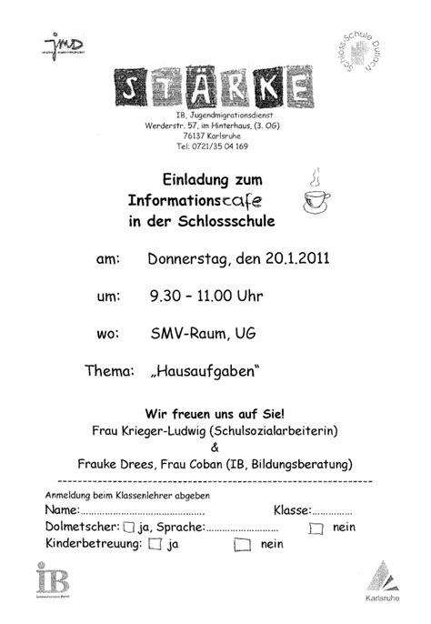 Muster Einladung Elternabend Gymnasium Startseite