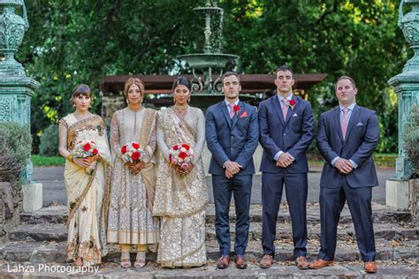 melbourne australia indian wedding by lahza photography