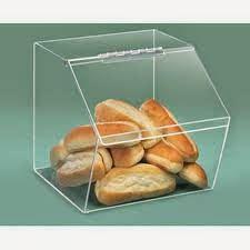 Box Acrylic Roti aditya production jakarta terima pembuatan kotak penyimpanan roti dari acrylic di jakarta pusat