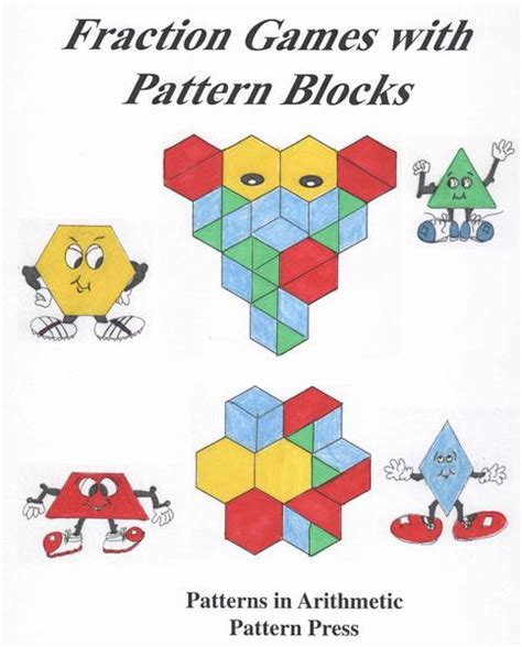 pattern block games fraction games with pattern blocks pattern press