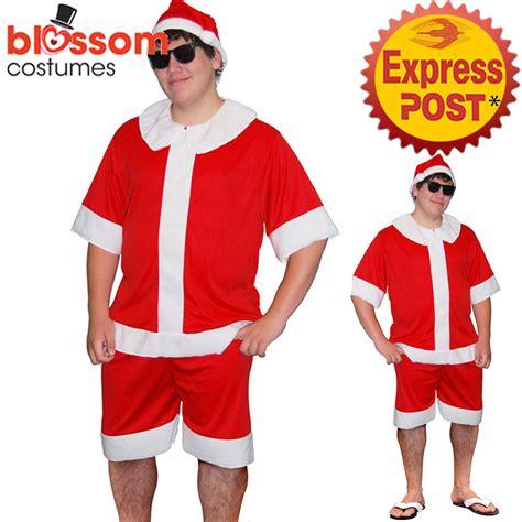 csw52 summer santa costume aussie australian xmas
